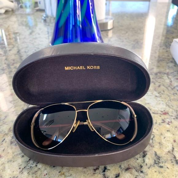 Michael Kors Aviator sunglasses